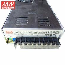 Fuente de alimentación MEAN WELL SP-320-15 MW PFC 320W 15V