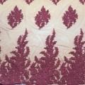 Веревка вышивка пайетками кружевная сетка шнур кружевная ткань