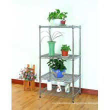 DIY Metal Office Wire File Storage Rack (LD7535150B4C)