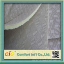Alta qualidade moda estilo novo tecido laminado do assento de carro