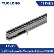 Lámpara de arandela de la pared de la iluminación al aire libre caliente de la venta 24W LED