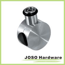 Parabrisas de acero inoxidable cepillado izquierdo y derecho para tubo superior
