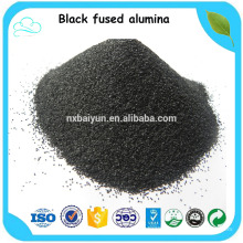 Black Fused Alumina/ Corundum powder for polishing wax