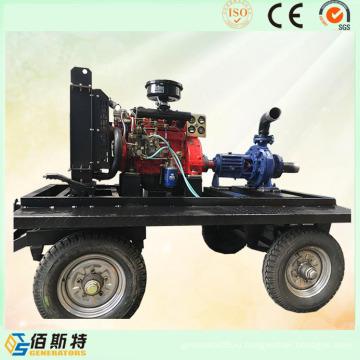 Прицеп Многофункциональный Дизельный Двигатель Самовсасывающий Насос Компл.