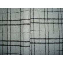 Tissu de laine à double velours