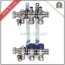 Divisor de flujo de acero inoxidable (YZF-PZ148)
