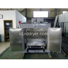 Kentang Buah Hot Air Circle Drying Oven