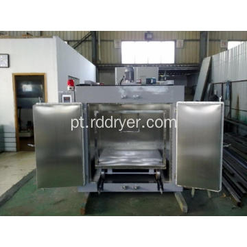 Chips De Frutas Hot Air Circle Drying Oven