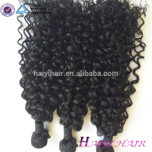 12 to 30 Inch Curly Unprocessed Malaysian Hair