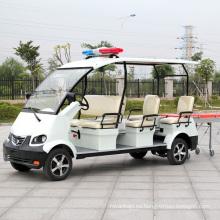 6 asientos CE aprobación cómodo eléctrico emergencia de la ambulancia (DVJH-1)