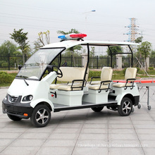6 lugares CE aprovação confortável ambulância de emergência elétrica (DVJH-1)