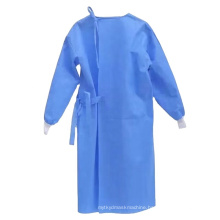 Disposable Hospital Medical Surgical Gown