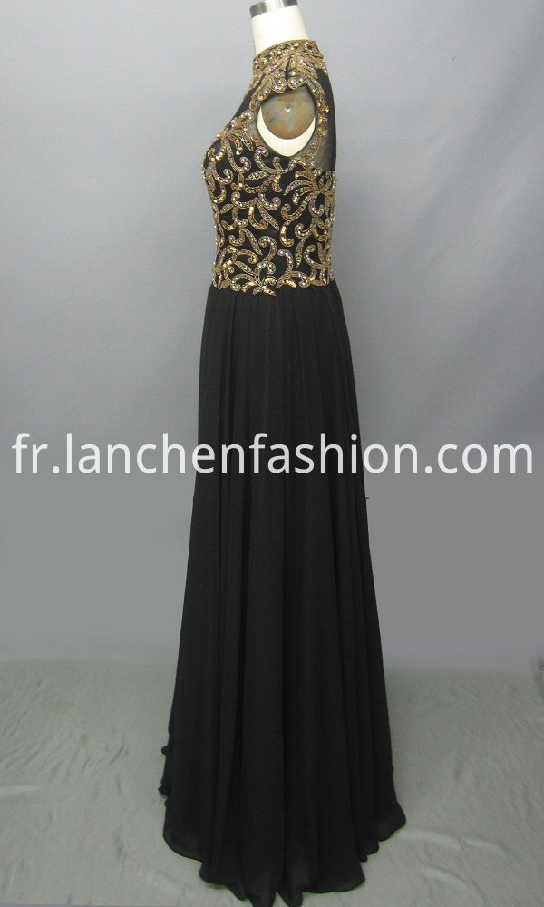 Elegant Prom Evening Dress
