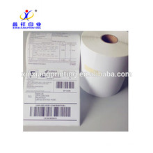 Roll Label Printing Sticker Paper Stickers