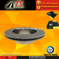 Système de freinage anti-démarrage manufacrurer frein disque frein rotor fournisseur qualité OEM pour SAAB 3453 8988602 frein à disque