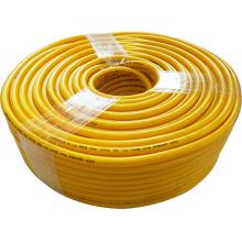 8.5mm yellow high pressure braid spray hose