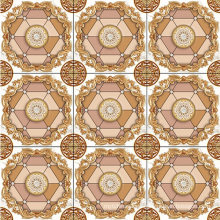 Rustic Matt Stone Surface Ceramic Good for Wall Tile