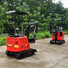 CE small digger 1 ton mini excavator with low price