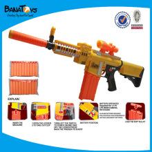 Pistola de bala macia de brinquedo de arma popular e mais recente