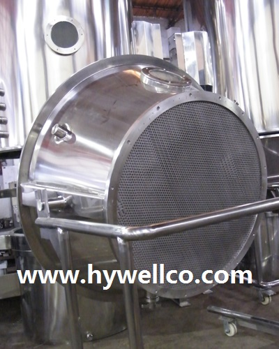 High Efficiency Fluidizing Drier