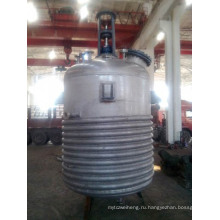 Разработка резервуара высокого давления змеевика из нержавеющей стали
