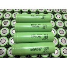 18650 Lithium Akku für Samsung Icr18650-30b 3000mAh 3.7V Laptop Akku