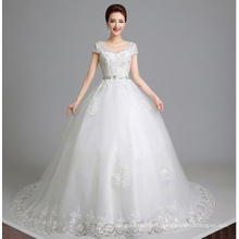 Cuadros elegantes de la novedad del amor de la imaginación de los vestidos de boda hermosos
