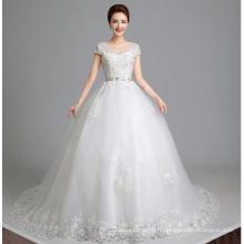 L'imagination élégante des images de décolleté chérie des belles robes de mariage