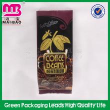 Llegue al bolso de embalaje de los granos de café asados fuertes a prueba de humedad del estándar americano