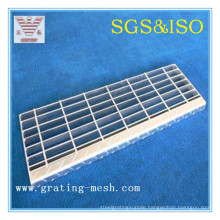 Galvanized Steel Grating for Stair Treads (ISO)