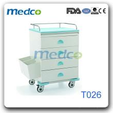 Stahlwechsel-Trolley T026