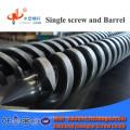 конический винтовой цилиндр для экструдера для труб Jiangsu