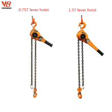 G80 chain manual lever chain hoist chain block