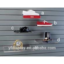 Eco-friendly Delicate Acrylic Shoe Shelf
