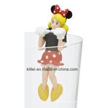 Лучшие продажи края символов Рисунок чашки игрушки