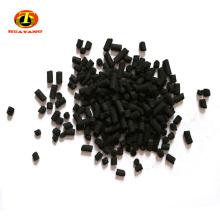 Partículas de carbón activado de carbón en el tratamiento de aguas residuales