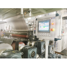 SPC FLOOR EXTRUSION PRODUCTION LINE