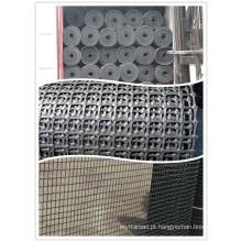 Material de reforço HDPE PP Geogrid para proteção de declive