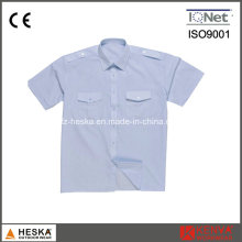Summer Oxford Casual Short Sleeve Shirt