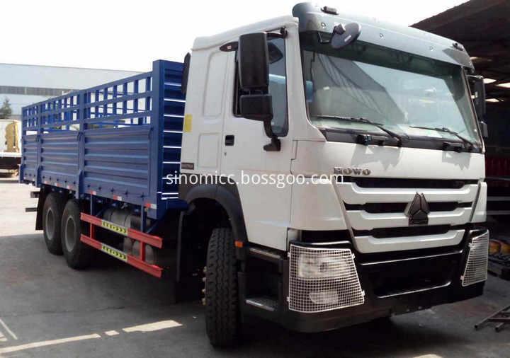 Sinotruk Howo Cargo Truck