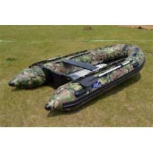 Высокое качество надувные рыбалка Плот надувной лодки для рыбалки
