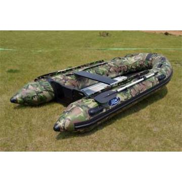 Hochwertiges aufblasbares Fischen-Floß-aufblasbares Boot für das Fischen