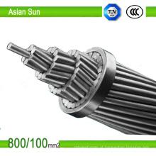 AAAC desencapado todo o condutor da liga de alumínio que cumpre a ASTM / BS / DIN