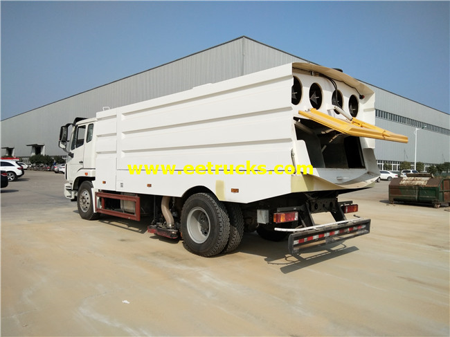 SINOTRUCK Road Washing Trucks