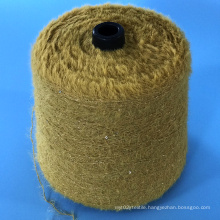 Wholesale Bling knitting sequin beads yarn bead piece of yarn  for sweater