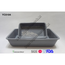 Stoneware Rectangle Baking Dish Set