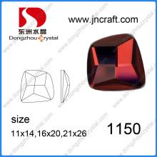 Siam Flatback Rhinestone Top Quality Stone for Jewelry