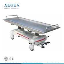 АГ-HS012 первой медицинской помощи больничное оборудование спасательной медицинской гидравлический stretcherhydraulic скорой помощи растяжителя машины скорой помощи