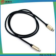 USB3.1 Tipo C a USB3.1 Tipo C Cable para teléfono celular