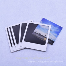 2015 hot selling white color magnetic picture photo frame